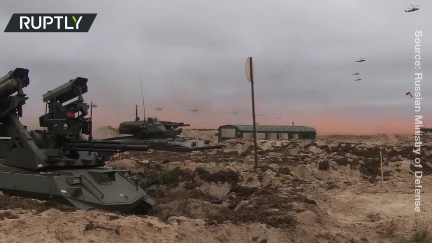 russia.unveils.combat.robots.that.can.take.down.tanks.without.putting.soldiers.in.harm.s.way.as.part.of.massive.zapad.war.games.mp4